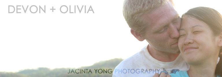 Teaser Photo: Devon + Olivia